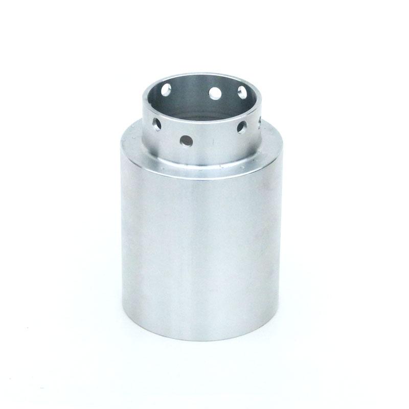 Adapter 107mm für Motor-Pfahlramme